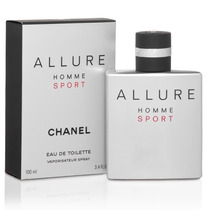 Allure Homme Sport Chanel Edt - Perfume Masculino - 100ml