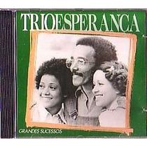 Cd Trio Esperanca - Grandes Sucessos (usado/otimo)