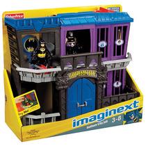 Imaginext Prisão De Gotham - Mattel