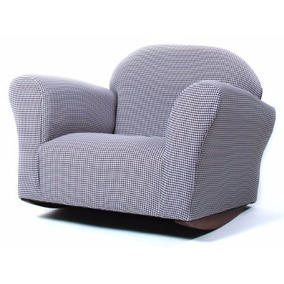 Sillón Silla Mecedora Brown Fantasy Furniture Infantil