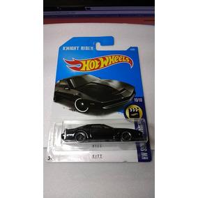 Hot Wheels K.i.t.t. Super Máquina - Novo No Blister