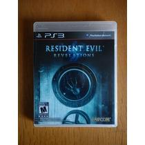 Resident Evil Revelations Para Ps-3 Envio Incluido