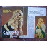 Libertad Leblanc Nota De Revista Radiolandia