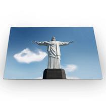 Jogo Americano Rio De Janeiro Cristo Redentor 46x33cm