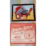 Figurinhas Avulsas Angry Birds 2015 Editora Abril