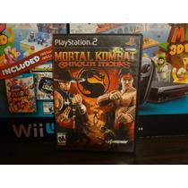 Mortal Kombat: Shaolin Monks Ps2