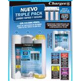 Cartuchos Cr-10-cbk-rscl Triple Pack Para Filtro Triple
