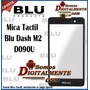 Mica Tactil Blu Dash M2 D090u Blanca O Negra Original