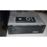 Auto Rádio Cd Mp3 Usb Player - Sem A Frente