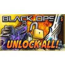 Black Ops 3 Unlock All Todo Desbloqueado,prestigio,armas Etc