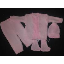 Conjuntos Tejidos Para Bebes Recien Nacidos