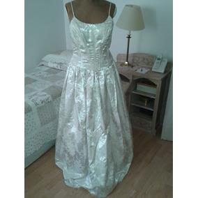 Vestido De Novia Y/o 15 Años Importado