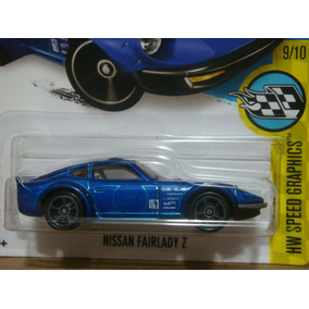Hot Wheels 2016 Nissan Fairlady Z Need For Speed 184/250