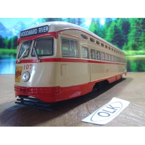 Olk Trenes Escala 1/50 Corgi Tranvia 1960