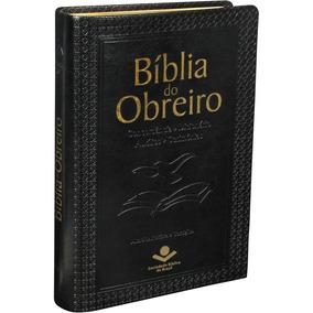 Bíblia De Estudo Do Obreiro