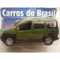 Fiat Doblo Miniatura Carros Brasileiros