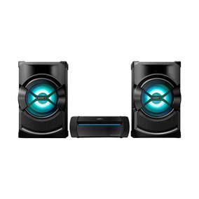 Mini System Sony Shake-x3d 1000w, Nfc E Bluetooth - Mini Sys