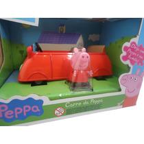 Carro Da Peppa Pig Brinquedo Original Estrela Promoção Novo