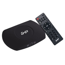 Smart Tv Box Ghia Gac-009 4k Wifi Ethernet Hdmi Usb 8gb