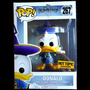 Funko Pop Kingdom Hearts Donald 267 Especial Hot Topic 2017
