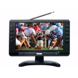 Tv Digital Portatil Pantalla Lcd 9 Usb Sd Supersonic Monitor