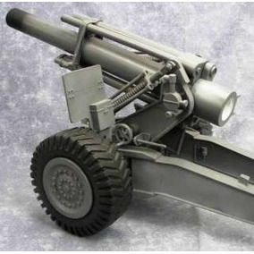 Gi Joe Korean War 155 Mm Howitzer Canhao - Escala 1:6 Hasbro