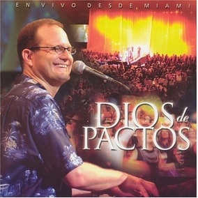 Cd Marcos Witt Dios De Pacto (original)
