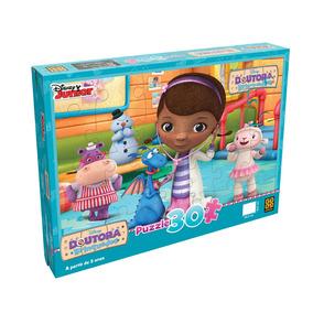 Puzzle 30 Peças Doutora Brinquedos