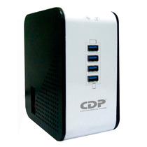 Regulador Cdp R2cu Avr1008 1000va 400w 8 Contactos Usb Carga