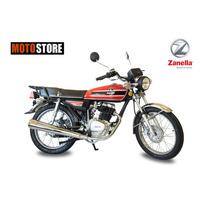 Moto Sapucai Clasica 200 Cc Rojo Roja Zanella 0km 2016