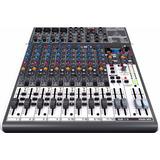 Behringer X1622usb Consola 16 Canales Fx / Usb / 4 Pre Mic