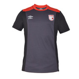Camiseta Presentación Independiente Santa Fe 2017 Umbro