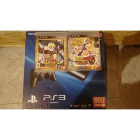 Playstation 3 500gb 2 Joystick 2juegos