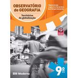 Livro Observatório De Geografia -9°ano