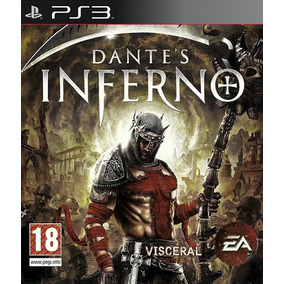 Ps3 Dantes Inferno Play3 Pronta Entrega Promocao !!!!