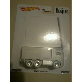 Hot Wheels Coleccion 2017 Pop The Beatles Hiway Hauler