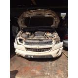 Gm S10 Lt 2.8 4x4 2014 Aut Diesel Sucata Somente Pecas