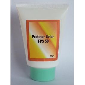 Filtro Solar Natural - Toque Seco - Fator 50 - 60gms -