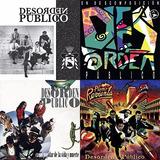 Desorden Público - Discografía (digital) 14 Albumes