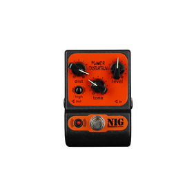 Pedal Nig Pocket Power Distortion