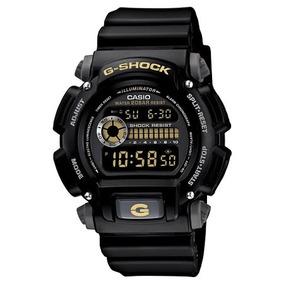 Reloj Casio G-shock Dw9052 Version Military Black 200m Luz