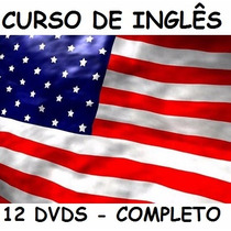 Curso De Inglês Bbc - 12 Dvds!! Pague Pelo Mercado Pago!!