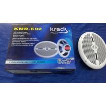 Bocinas Marinas 6x9 Kmr-692 Krack Audio 120 Watts Winners