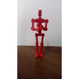 Esqueleto Stop Motion!!!12cm O 15cm Descuento X5 Und.