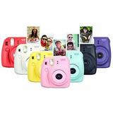 Camara Fuji Instax Mini 8 + 20 Fotos Regalo Tipo Polaroid