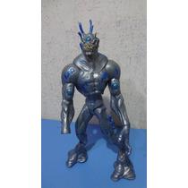 Boneco Elementor Água Inimigo Max Steel - 30 Cm