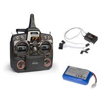Radiocontrol Original Walkera Devo F7 Con Receptor Y Batería