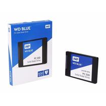 Hd Ssd Western Digital Blue 500gb Sata 3 - 545 525mbps