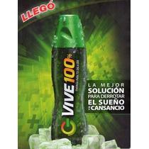 Bebida Energetizante Vive100 Mayoreo Y Menudeo