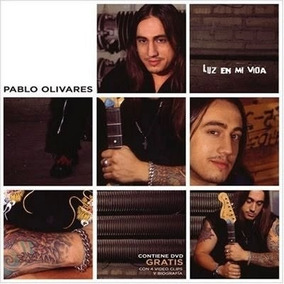 Cds Pablo Olivares Luz En Mi Vida Música Cristiana